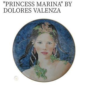 Vintage Princess Marina Plate
